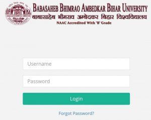 BRABU UG Admission Online Apply